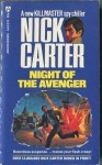 The Red Guard - Nick Carter
