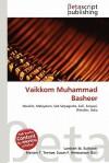 Vaikkom Muhammad Basheer - Lambert M. Surhone, VDM Publishing, Susan F. Marseken