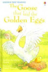 The Goose That Laid the Golden Eggs - Mairi Mackinnon, Aesop
