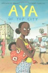 Aya of Yop City - Marguerite Abouet, Clément Oubrerie