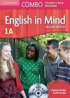 English in Mind Level 1 Combo a with DVD-ROM - Herbert Puchta, Jeff Stranks