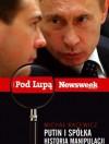 Putin i spółka. Historia manipulacji - Michał Kacewicz
