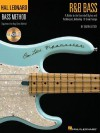 RandB Bass - A Guide to the Essential Styles and Techniques: Hal Leonard Bass Method Stylistic Supplement - Glenn Letsch