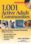 1,001 Active Adult Communities [With CD] - Lisa LaCount