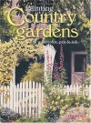 Painting Country Gardens in Watercolor, Pen & Ink - Claudia Nice