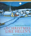 A Christmas Like Helen's - Natalie Kinsey-Warnock, Mary Azarian
