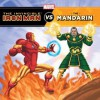 The Invincible Iron Man vs. The Mandarin - Marvel Press, Craig Rousseau
