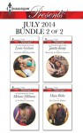 Harlequin Presents July 2014 - Bundle 2 of 2: Christakis's Rebellious WifeAt No Man's CommandBound by the Italian's ContractThe Ultimate Playboy - Lynne Graham, Melanie Milburne, Janette Kenny, Maya Blake