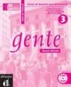Gente 3 Libro De Trabajo (Nueva Edicion) - Ernesto Martin Peris, Neus Sans Baulenas, Nuria Sánchez Quintana