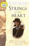 Strings of the Heart: Members of a String Quartet Find Love Under a Miami Moon in Four Novellas - Ginny Aiken, Yvonne Lehman, Bev Huston