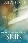Saltwater Skin: an erotic novella (Breaking in Waves Book 3) - Laila Blake