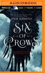 Six of Crows by Leigh Bardugo (2015-12-01) - Leigh Bardugo