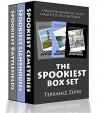 THE SPOOKIEST BOX SET (3 IN 1): Discover America's Most Haunted Destinations - Terrance Zepke