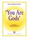 You Are Gods (Synopsis) - Omraam Mikhaël Aïvanhov