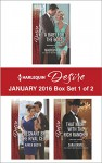 Harlequin Desire January 2016 - Box Set 1 of 2: A Baby for the BossPregnant by the Rival CEOThat Night with the Rich Rancher - Maureen Child, Karen Booth, Sara Orwig
