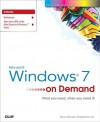 Microsoft Windows 7 on Demand - Steve Johnson, Perspection Inc.