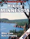 Hiking Minnesota (America's Best Day Hiking Series) - Mike Link, Kate Crowley