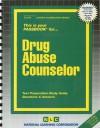 Drug Abuse Counselor - Jack Rudman, National Learning Corporation