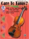 Care to Tango?, Bk 1: Book & CD - Michael McLean