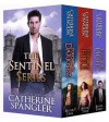 The Sentinel Series Book Bundle, Books 1, 2, 3 (Urban Fantasy Romance) - Catherine Spangler