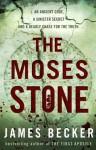 The Moses Stone - James Becker, Peter Stuart Smith