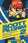 Scott Pilgrim vs The World - Bryan Lee O'Malley, Nathan Fairbairn