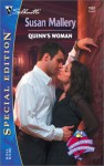 Quinn's Woman (Hometown Heartbreakers, #11) - Susan Mallery