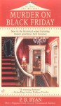 Murder on Black Friday - P.B. Ryan