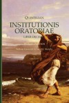 Institutionis Oratoriae.: Liber Decimus. - M Fabi Quintilian, Giles Lauren, William Peterson