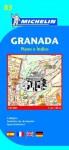 Map 9083 Granada (Michelin City Plans) - Michelin