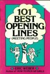 101 Best Opening Lines (Meeting People) - Eric Weber