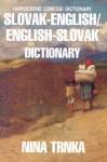 Slovak-English/English-Slovak Dictionary - Nina Trnka