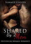 BBW: Menage Romance: Shared By 2 Men (BBW, Menage, MMF, Threesome, Billionaire, Romantic Suspense, Short Story) - Summer Cooper
