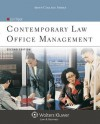 Contemporary Law Office Management, Second Edition - Lori Tripoli