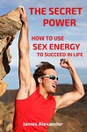 How to Use Sex Energy to Succeed in Life: - A practical guide to make you more productive, creative and alive with fire, passion and energy - James Alexander, MGM van Liempd