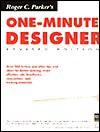 Roger C. Parker's One-Minute Designer - Roger C. Parker