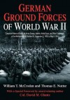 German Army Order of Battle for World War II: 1939 - 1945 - William T. McCroden