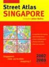 Singapore Street Atlas 1st Edition - Periplus Editors, Periplus Editors