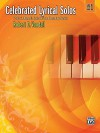 Celebrated Lyrical Solos, Bk 1: 7 Solos in Romantic Styles for Late Elementary Pianists - Robert Vandall