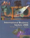 International Business: Update 2000 - Michael R. Czinkota, Ilkka A. Ronkainen