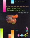 Microsoft PowerPoint 4 0 for Macintosh Quicktorial - Patricia Murphy