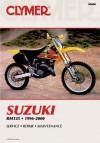 Suzuki RM125 1996-2000 - Clymer Publishing