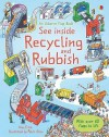 See Inside Recycling and Rubbish (Usborne See Inside) - Alex Frith