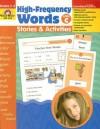 High-Frequency Words: Stories & Activities, Grades 2-3: Level C - Joy Evans