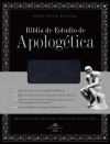 Biblia de Estudio de Apologetica, piel fabricada, con indice (Negro) - Broadman and Holman Espanol Editorial Staff, Broadman and Holman Espanol Editorial Staff