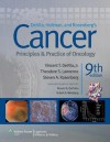DeVita, Hellman, and Rosenberg's Cancer: Principles and Practice of Oncology (Cancer Principles and Practice of Oncology) - Vincent T. DeVita Jr., Theodore S. Lawrence, Steven A. Rosenberg, Ronald A. DePinho, Weinberg PhD, Robert A.