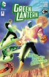 Green Lantern: The Animated Series #2 - Franco, Art Baltazar, Darío Brizuela