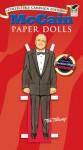 McCain Paper Dolls - Tom Tierney
