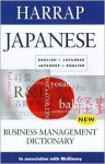 Japanese Business Management Dictionary - Harrap's Publishing, Hajime Takamizawa