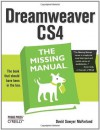 Dreamweaver CS4: The Missing Manual (Missing Manuals) - David Sawyer McFarland